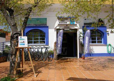 Centro de buceo en Ruidera
