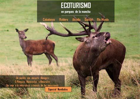 Ecoturismo en Parques de La Mancha