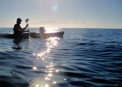 Mojácar en kayak