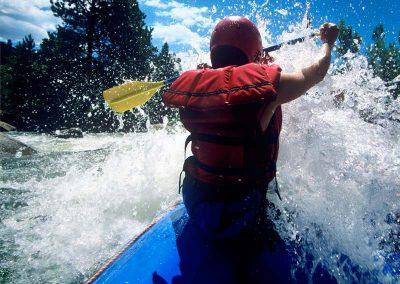 Ruidera kayak