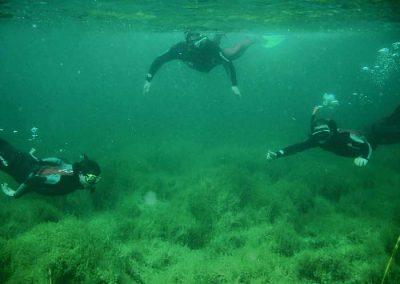 Snorkeling en Lagunas de Ruidera