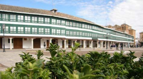 Ecoturismo en Almagro