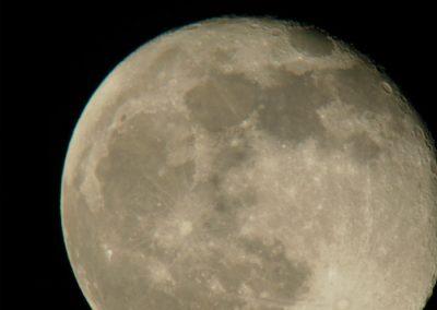 Observación nocturna en Lagunas de Ruidera