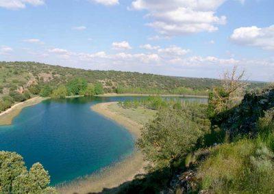 Laguna Conceja - Ruta en 4x4