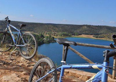 Alquiler de bicicletas Ruidera